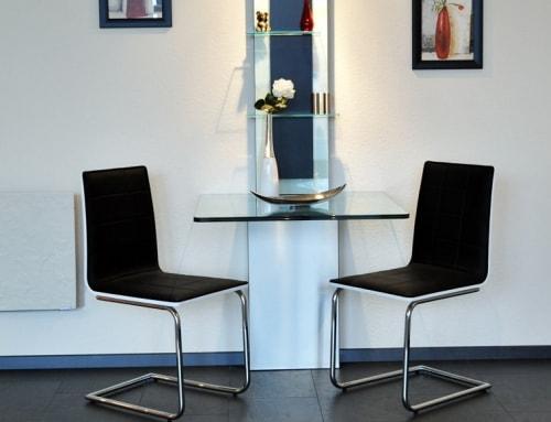 esstisch holz mit glas fb tischlerei design. Black Bedroom Furniture Sets. Home Design Ideas
